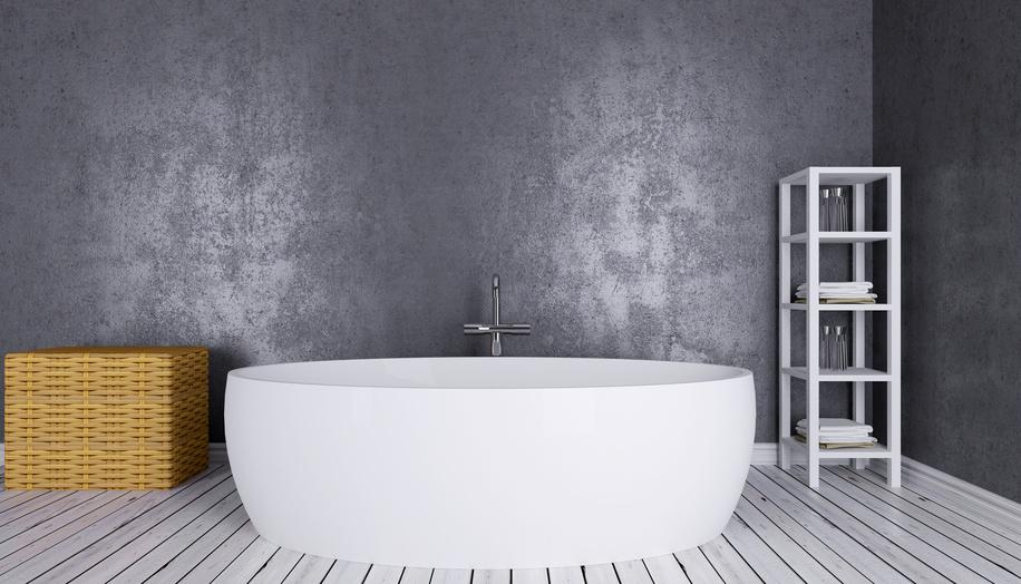 Najnowsze Trendy W łazience I Kuchni Czyli Czym Zastąpimy Płytki