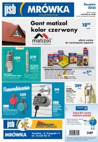 PSB Mrówka Jarosław Gazetka Aktualne promocje w jednym miejscu