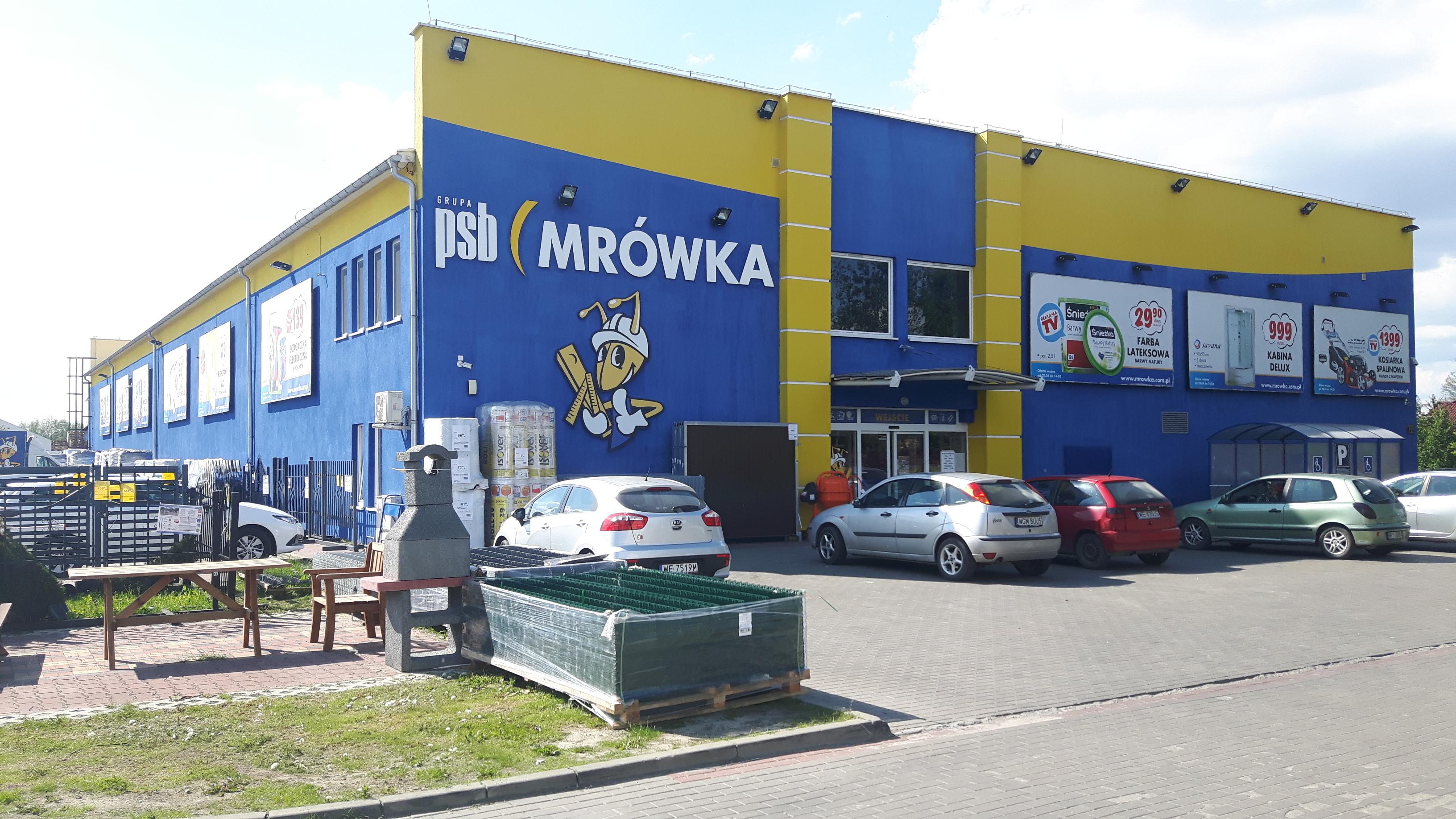 Psb Mrowka Grodzisk Mazowiecki Mazowieckie