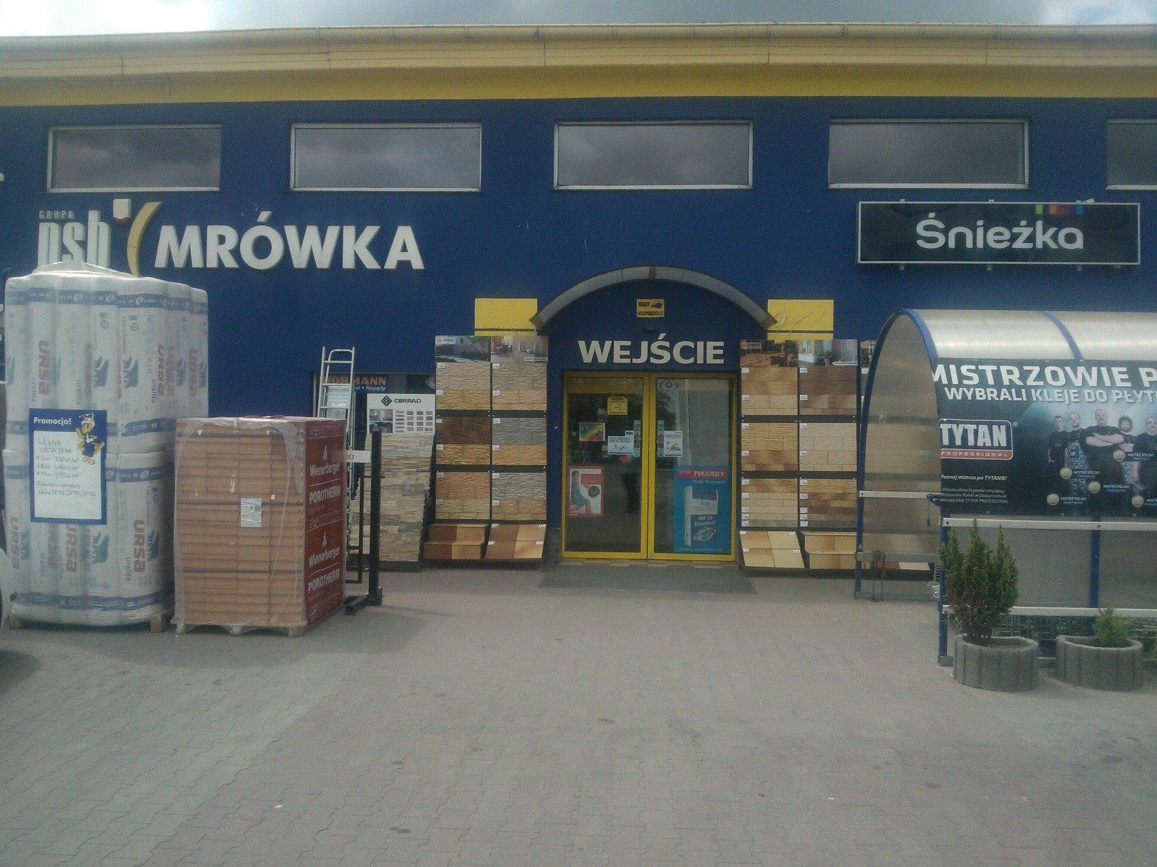Nowoczesna architektura PSB Mrówka Lubań - dolnośląskie LM55