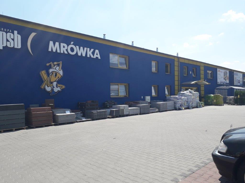 Psb Mrowka Brzeg Opolskie